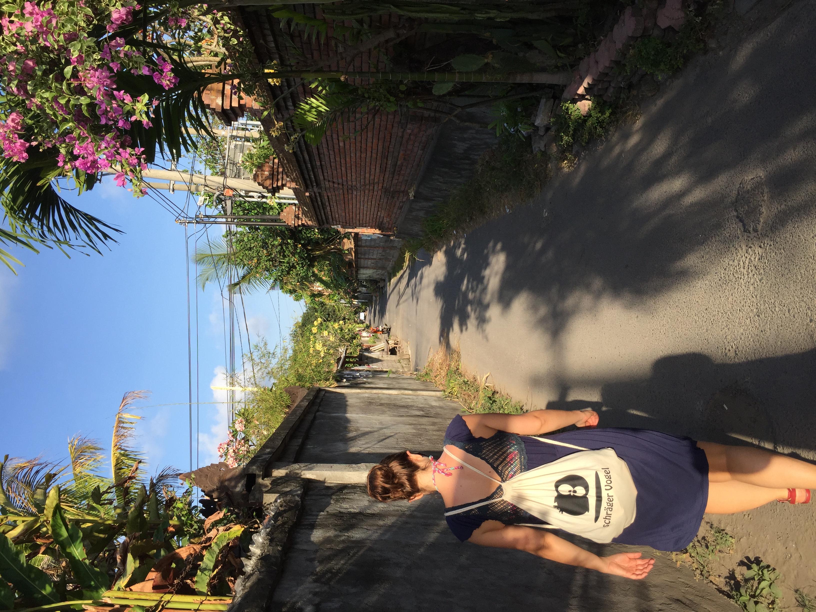 Unsere Weltreise beginnt mit einer ersten Entdeckungstour in Sanur