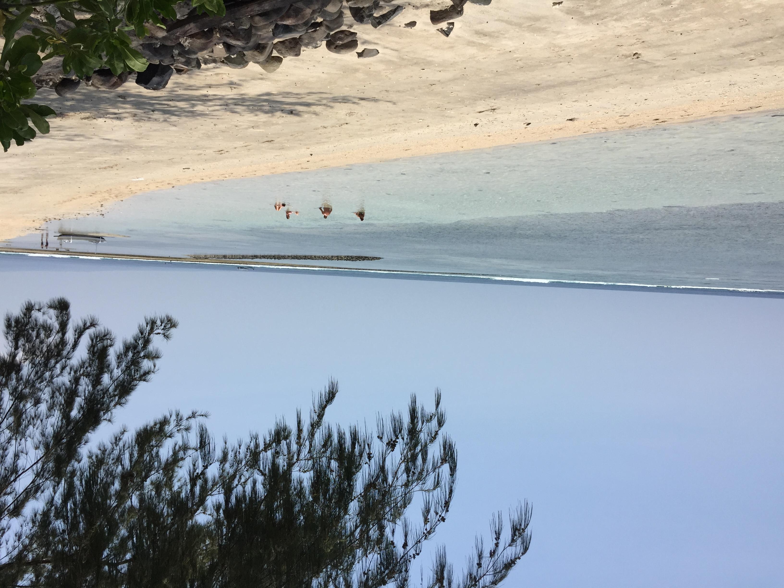 Besonders der Nord-Strand auf Gili Air ist zu empfehlen.