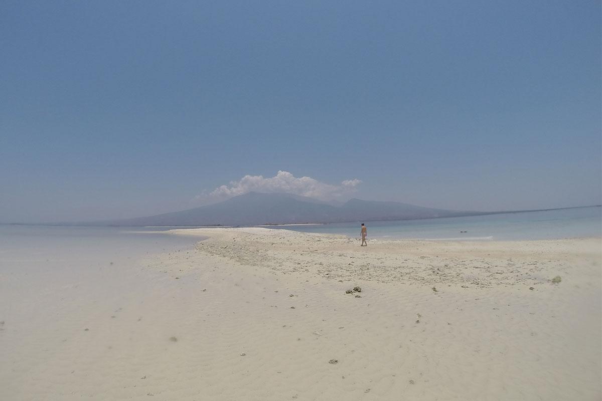 Ein Tag Lang Herrscher einer einsamen Insel sein.