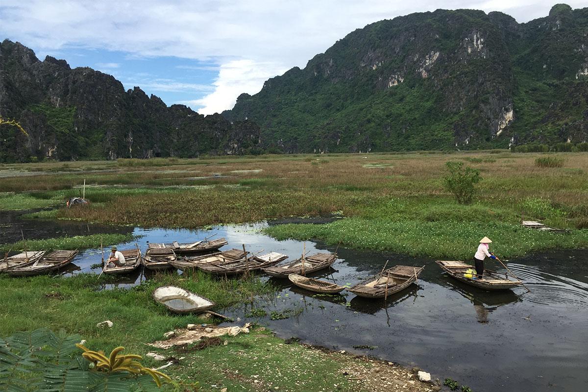 boote-im-Cuc-Phoc-Nationalpark