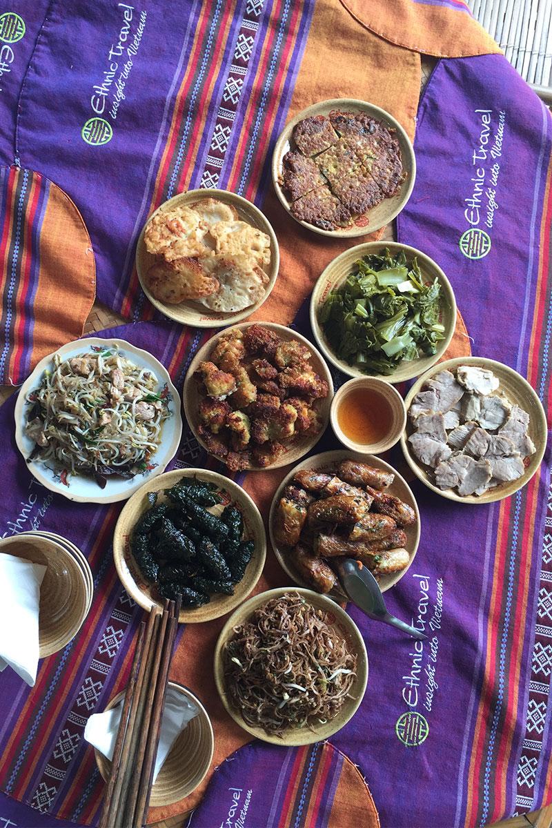 vietnamesisches-Essen-ninh-binh-vietnam