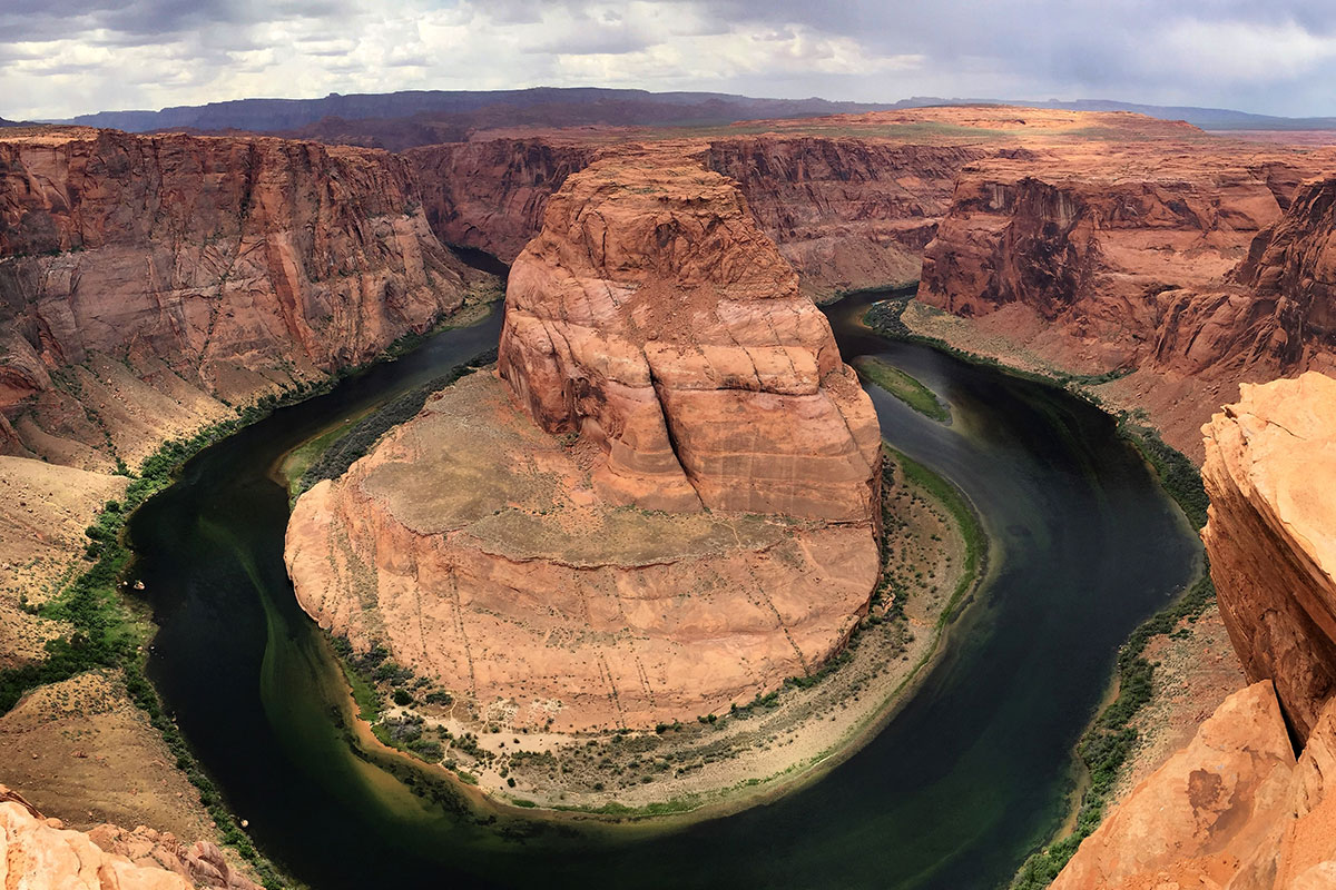 Eines der atemberaubendsten Naturphänomen die wir auf unseren Reisen gesehen haben.