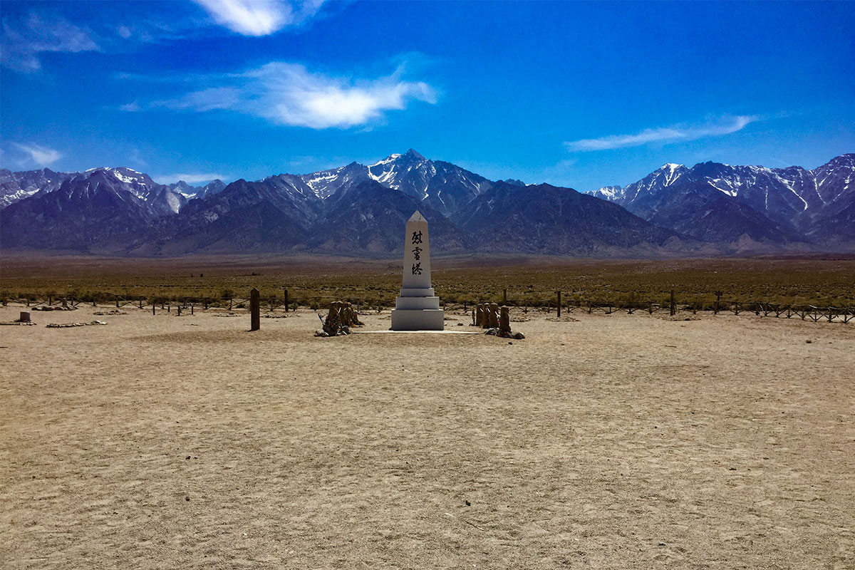 manzanar-monument-nevada-usa