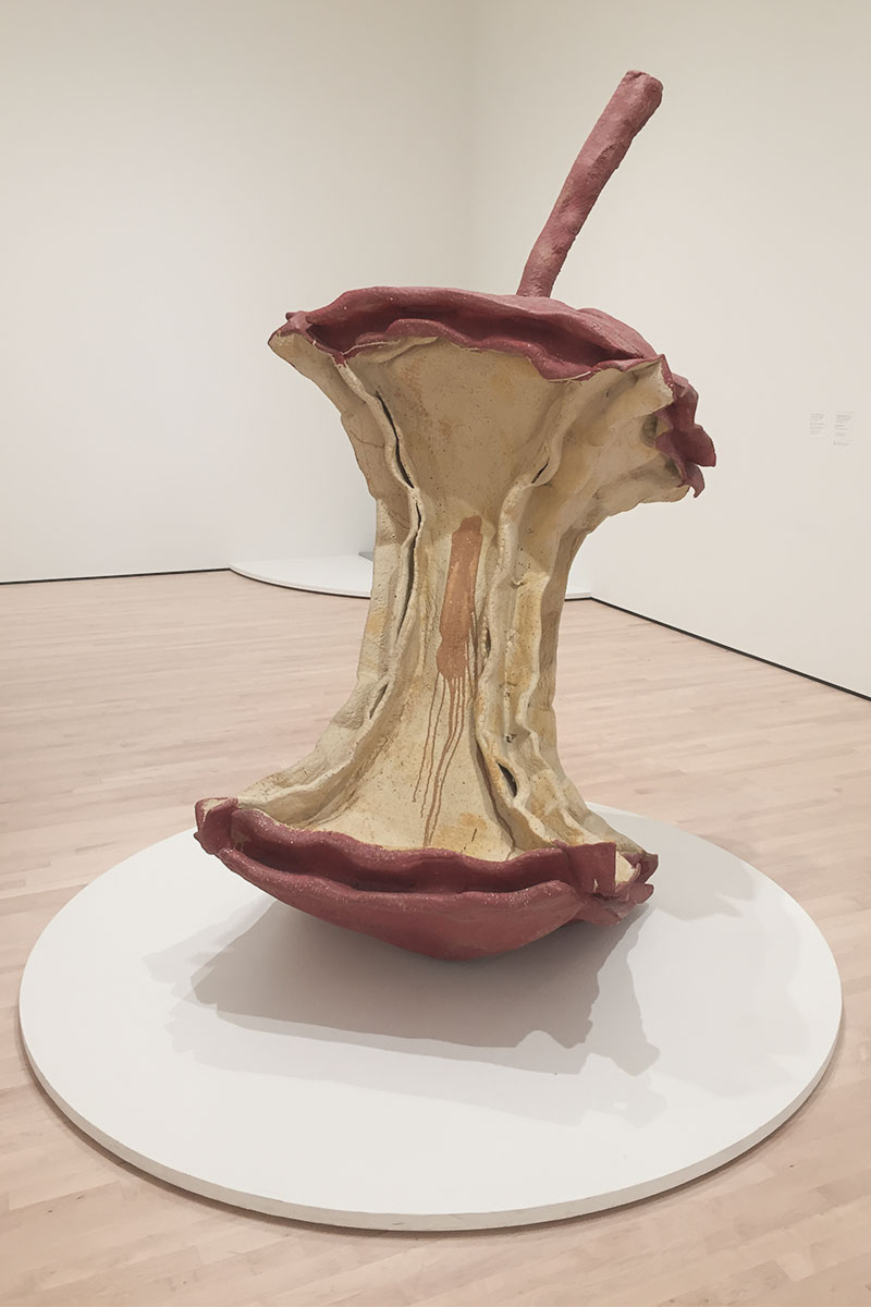 apfel-im-museum-of-modern-art-san-francisco-kalifornien-usa