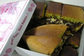 Indonesisches Pancake Sandwich
