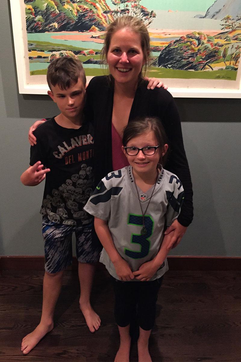 Meine zwei Au Pair Kids aus Auckland sind groß geworden!